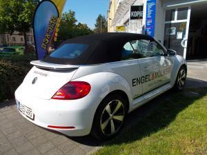 486-VW Beetle Werbung Beschriftung
