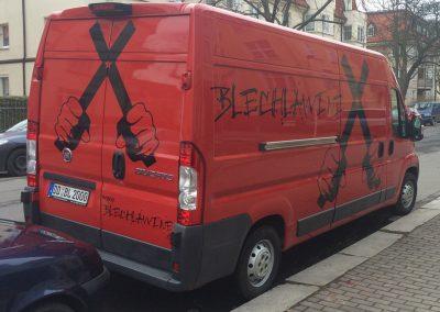 560-Transporterbeschriftung-Blechlawine-Dresden