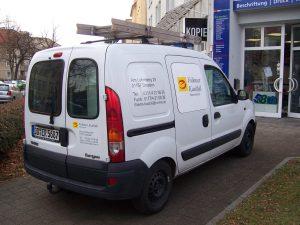 562-Elektriker-Kaulfuss-Autobeschriftung-Dresden