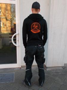 Stickerei Dresden_Grillexpress Pullover Shirt sticken