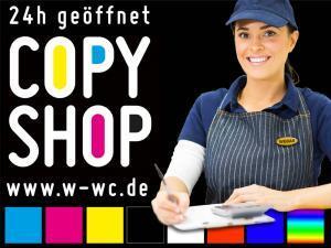 Wegas Copyshop Dresden Ost Kopien kopieren