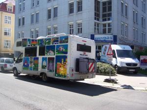 Wohnmobil Beschriftung Dresden