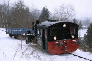 Die Sächsische Semmeringbahn Sponsoring Werbung