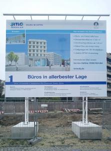 465-Bauschild-Aufstelelr-TLG-Postplatz-Dresden