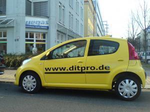 Auto Beschriftung, Fahrzeugbeschriftung, PKW-Beschriftung