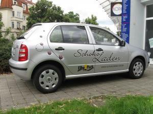 237-schokoladen-elbepark-auto-beschriftung-Autobeschriftung