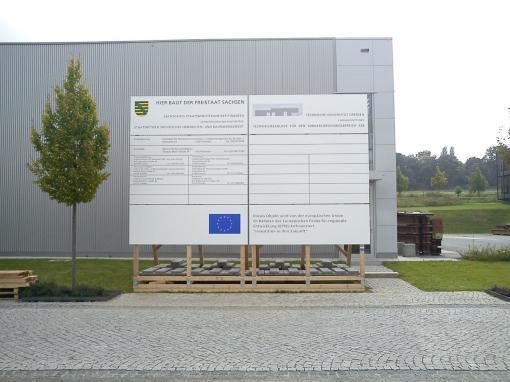 Bauschilder – Sachsen & bundesweit