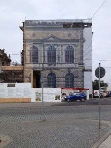 Planendruck Dresden Zwinger