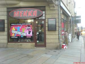 174-Mekka-Fensteraufkleber