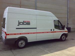 209-Jabe Buero-Fahrzeugbeschriftung Dresden
