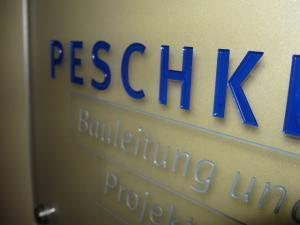 218-Peschke-Schild Gravur
