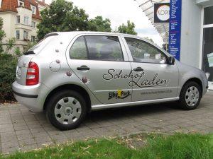 237-Schokoladen Elbepark-Auto