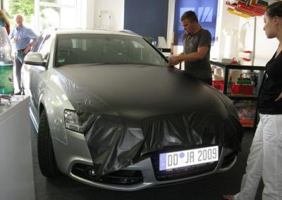 252-Audi-Klebemontage Werbeagentur Dresden1