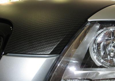 254-Audi-Carbon Design 1 Autofolie Carwrapping