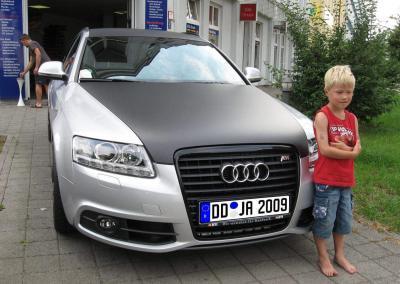 257-Audi-Karbon Design 5 Autofolie Fahrzeugfolierung Car Wrapping