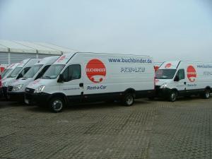 Sprinter Vollflaechen Verklebung-Autovermietung-Buchbinder