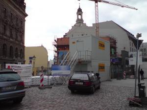 274_007--Tiefgarage An der Frauenkirche Dresden-Einfahrt