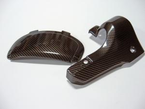 Fahrzeigteile Folierung Carbon-Folie-Motorradteile