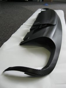 338-Karbonfolie schwarz