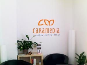 350-Caramedia-Wandtattoo Dresden