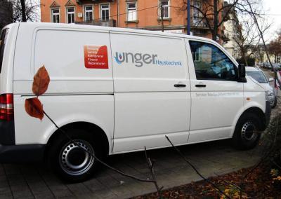 Haustechnik-Unger-Autobeschriftung-Werbung