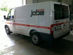 366-Jabe Büro-Auto Ford Transit