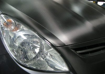 Carbon Folie Fahrzeugfolierung Car Wrapping Autofolie