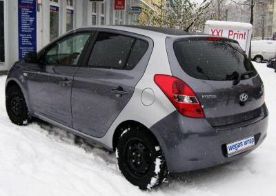 374-Car Wrapping Carbon Fahrzeugfolierung Autofolie