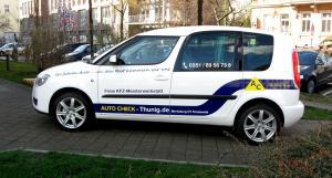 404-Auto Check-Werbung