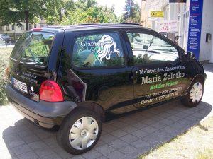 412-Friseur Mobil-Plotschrift