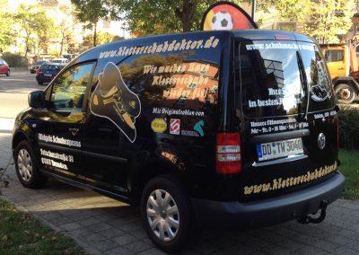 VW-T5-Fahrzeugbeschriftung-Dresden