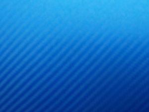 427-Autofolie Carbon Metallic Blau