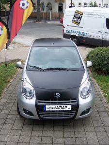429-Autofolie Schwarz Matt