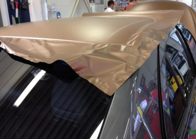 431-Auto Dachfolierung-Car Wrapping Autofolie Carwrapping