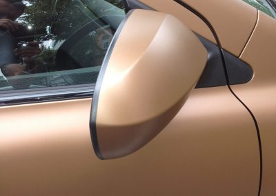 431-Autospiegel Folierung