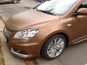431-Car Wrap Carwrapping-Autofolie