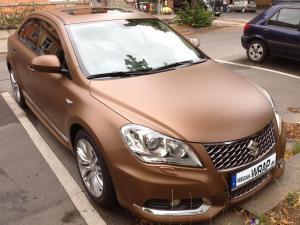 431-Matt Folierung Carwrapping Autofolie Dresden
