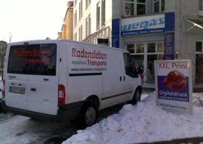 439-Transportunternehmen Radensleben