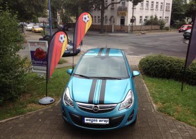 442-Opel Streifen Ralleystreifen