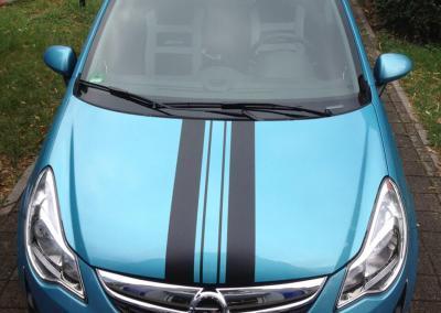 442-Opel Streifen Viperstreifen