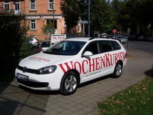 Fahrzeug Beschriftung München