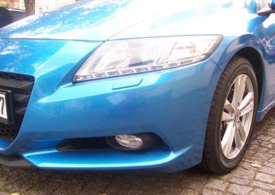 456-Honda Fahrzeugvollverklebung