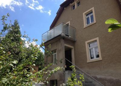 475-Sichtschutz Balkon Dresden