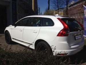 478-Volvo Autofolie wegas werbung dresden