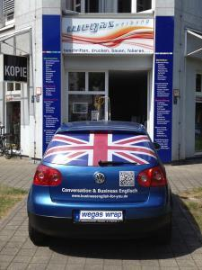 482-England Fahne auf KFZ Auto-kleben