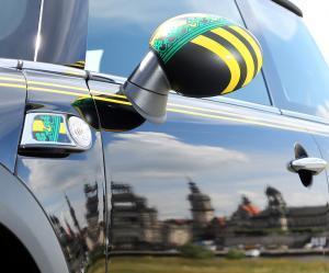 483-Mini-Autofolie-Seitenstreifen-Werbung-Logo