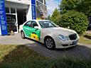 488-Taxiwerbung Flottenwerbung