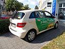 488-Taxiwerbung Taxibeschriftung Dresden