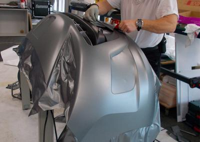 489-carwrapping autofolie klebemontage