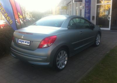 489-carwrapping autofolie peugeot dresden